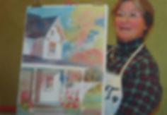 Gloria with painting.jpg