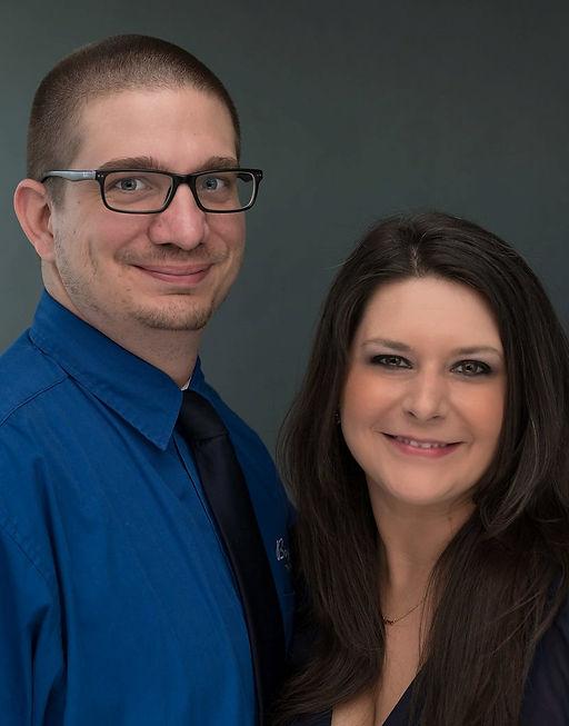 Boger's Shoe's Owners Erika & Brett Boger