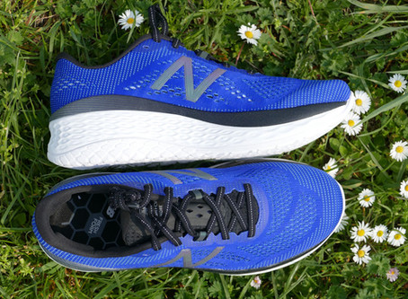 Get more out of your shoes in the New Balance Fresh Foam More