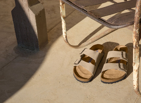 The Classic Birkenstock, fit for everyday and everyone