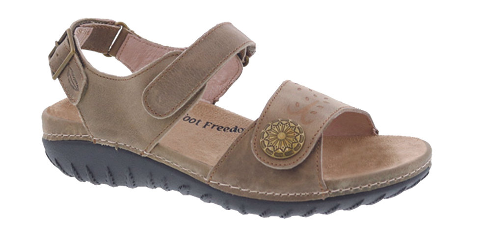 Barefoot Freedom Walkaround