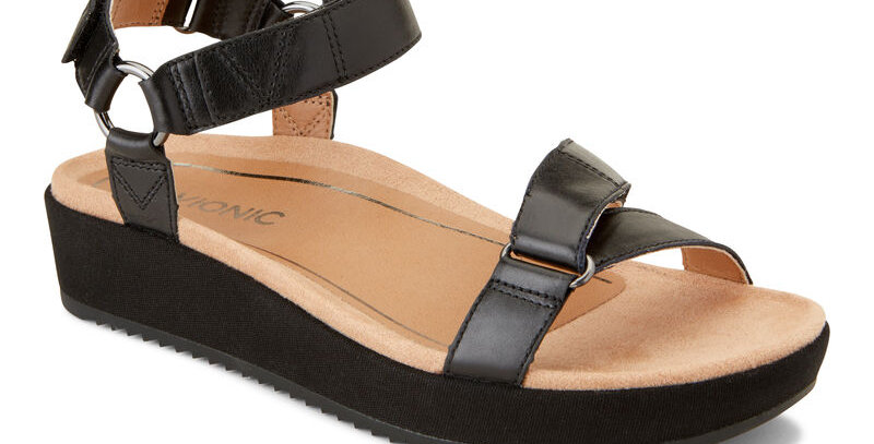 Vionic Kayan Platform Sandal