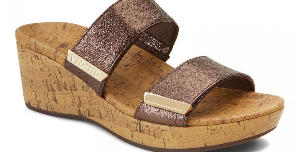 Vionic Pepper Wedge Sandal