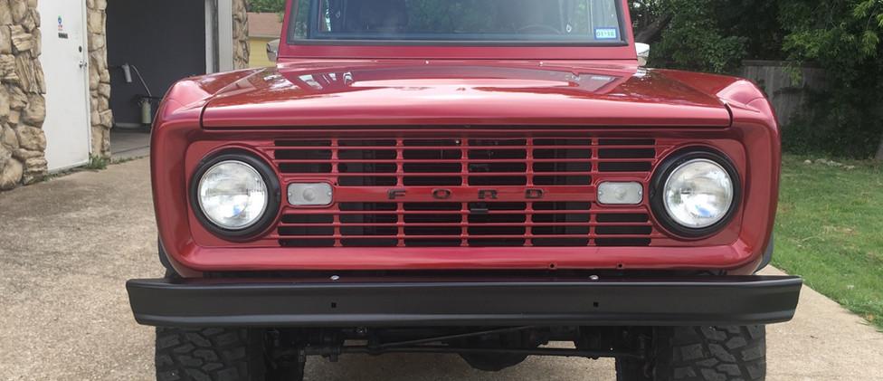 70' Bronco