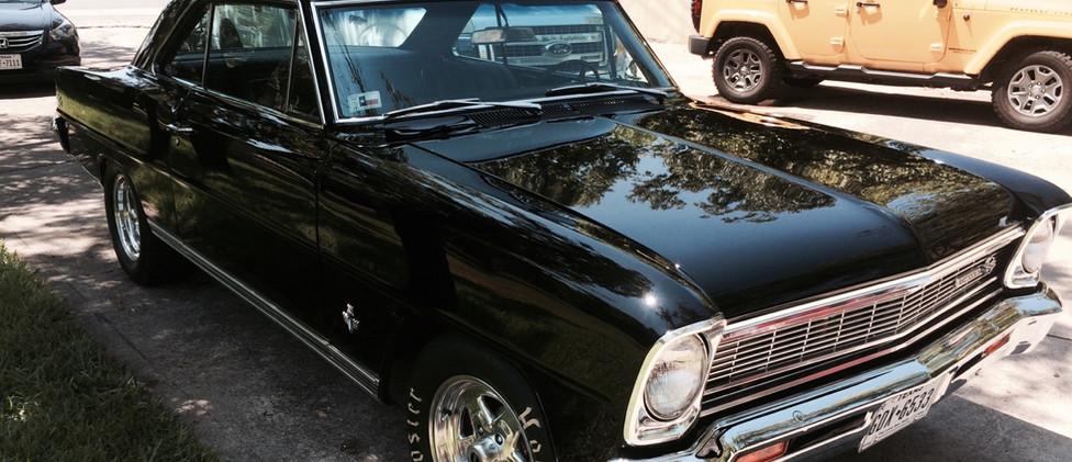 68' Chevy Nova SS