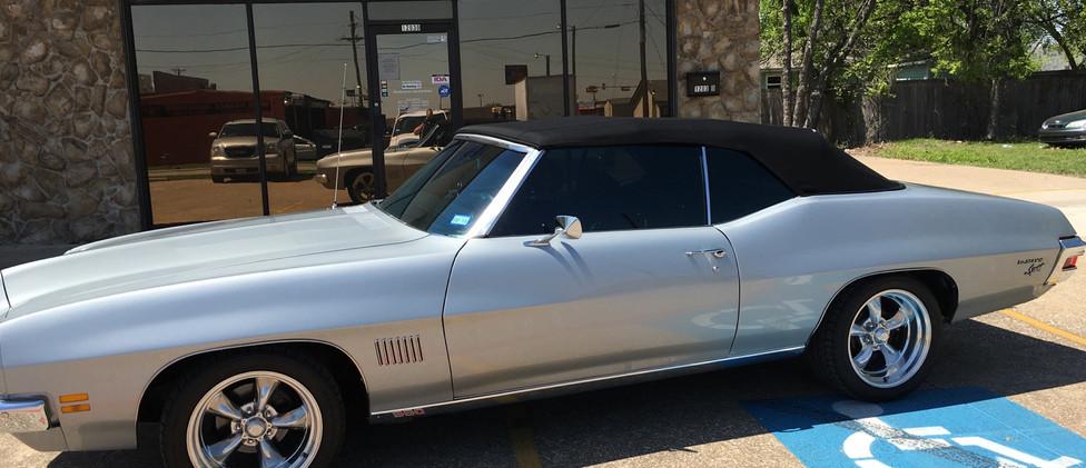 """71"""" Pontiac LeMans"""