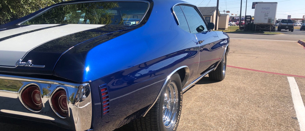 71' Chevy SS