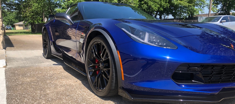 19' Chevy Corvette Z06