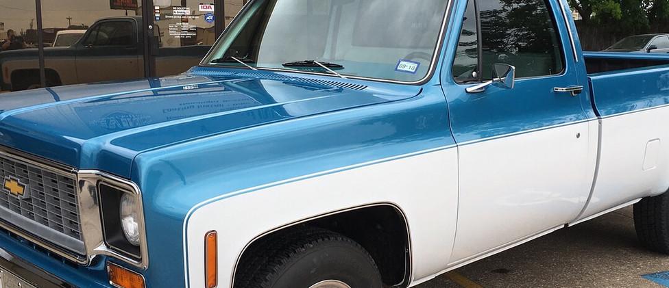 76' Chevy C10