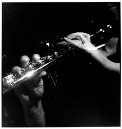 flute hands