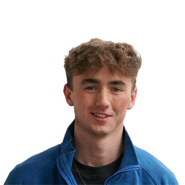 Alex Clark - President