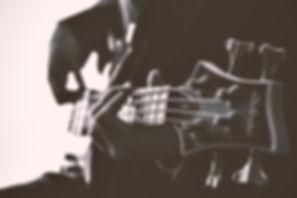 Bass Nahaufnahme