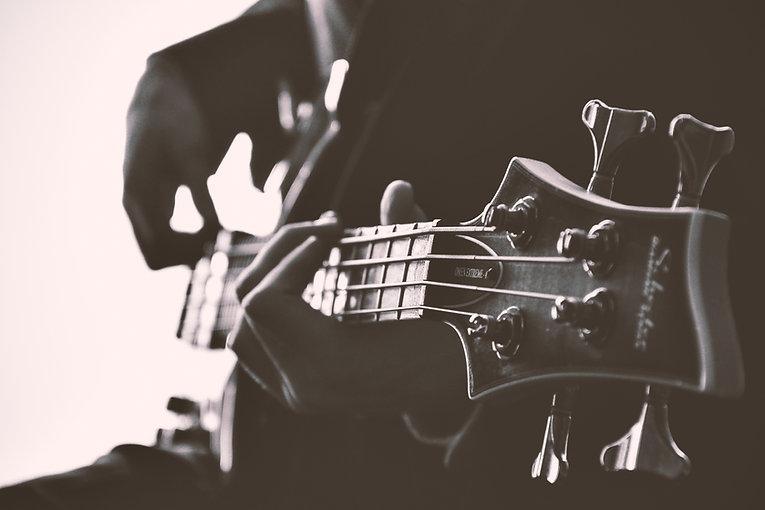 Bass Closeup