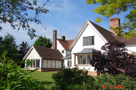 Grade II* Listed building in Essex