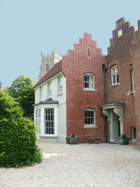 Alterations to Grade II* listed house in Suffolk