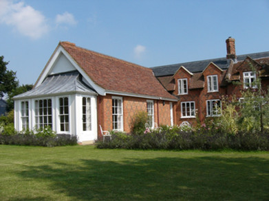 Alteration, refurbishment and extension to house in Suffolk