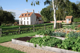 House alteration and landscaping works in Suffolk