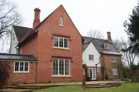 Grade II Listed house in Suffolk