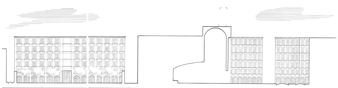 Technical Drawing - Section