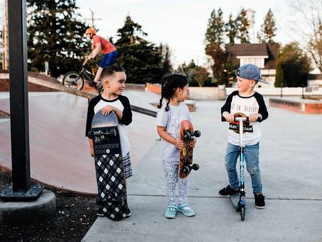 Зачем покупать ребенку скейтборд?