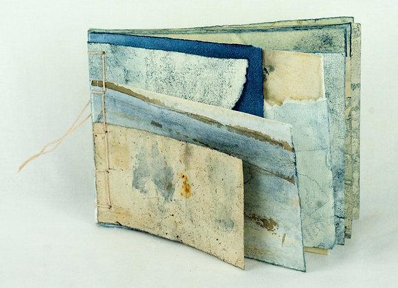 Blue Tide Art Journal