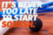 sedbergh squash club