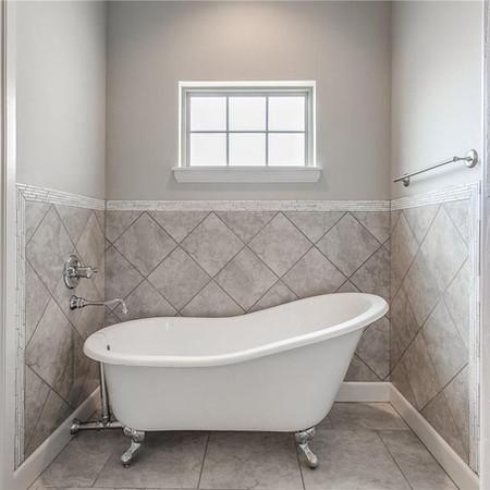 Brenham Texas Master Bath Make over