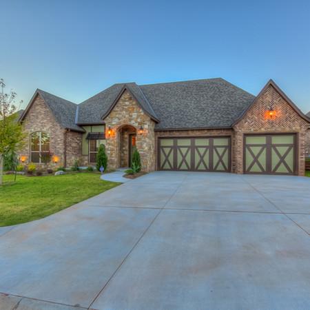 Brenham Texas Custom Home