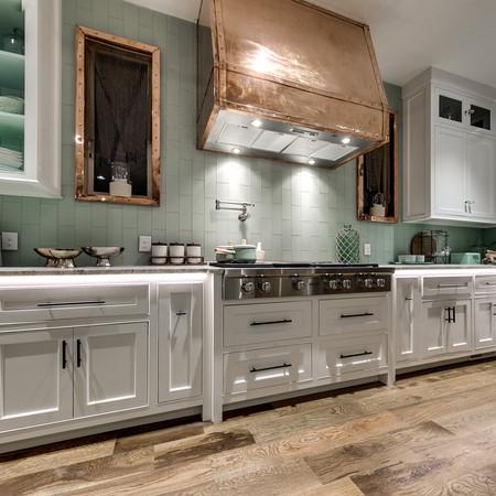 Full Kitchen Remodel Brenham Texas