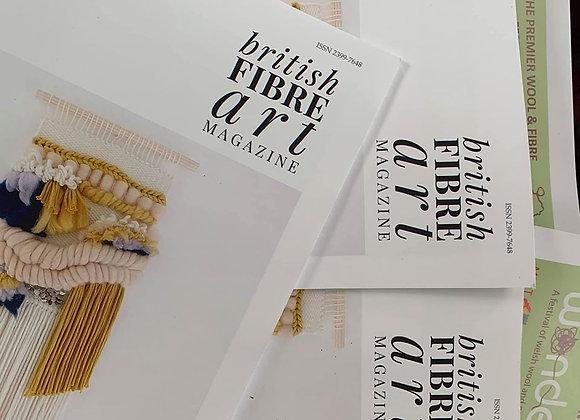 Winter 2019 British Fibre Art Magazine Digital Issue