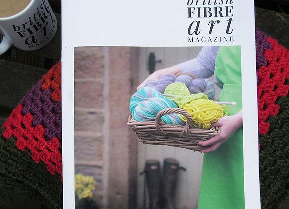 PDF Issue 2 British Fibre Art Magazine March / April 2017