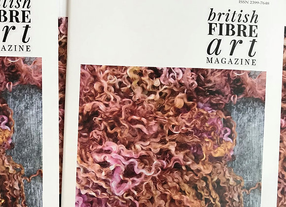 Issue 11 PDF British Fibre Art Magazine