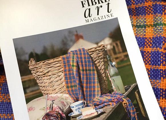 PDF Issue 3 British Fibre Art Magazine May/June 2017