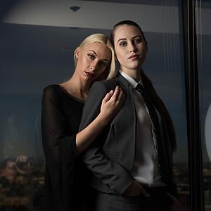 Em and Sara