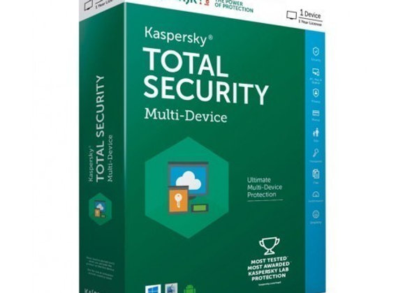 KASPERSKY TOTAL SECURITY 10 USER
