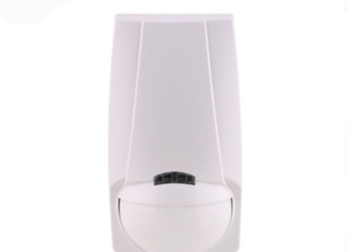 Detector de movimiento y microondas con ajuste de sensibilidad