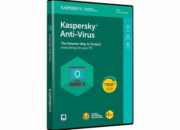 KASPERSKYANTIVIRUS 1 USER