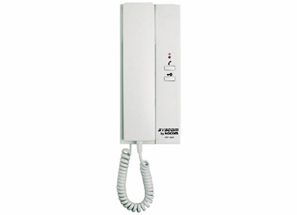 Auricular auxiliar para TV-Porteros