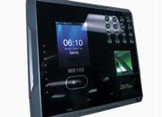 Checador Biométrico / Reconocimiento Facial / Huella / Soporta DDNS con BIOTIME