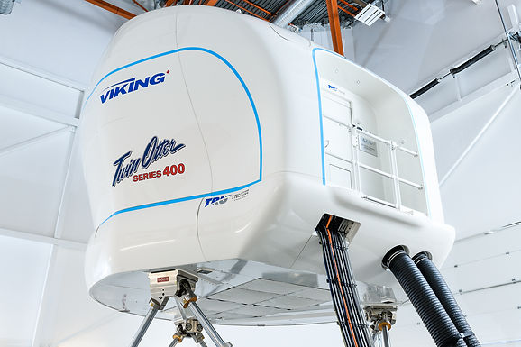 Twin Otter Flight Training Centre Receives CAAC Approval