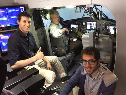 Twin Otter Simulator Completes In-Plant Acceptance Testing!