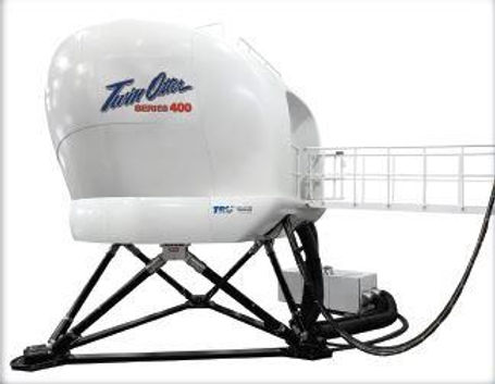"""Peru Air Force Becomes Launch Customer for Viking Twin Otter Series 400 """"Level D"""" Flight Simulator Training Offered Through Pacific Sky Aviation"""