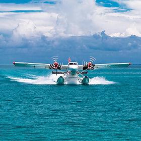 Amphibian/Seaplane Transition