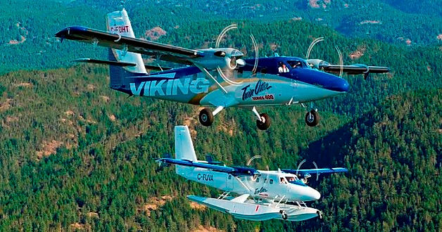 Series 400 Twin Otter Training at Pacific Sky Aviation