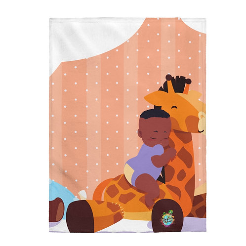 Storytime Snuggle Up Blanket; Snuggle Raff