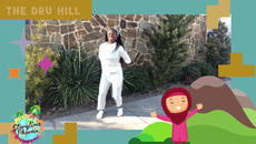 Inspired by legendary R&B/Pop group Dru Hill  The Dru Hill is a dance-a-long for children.
