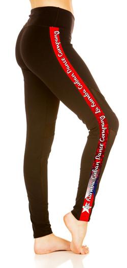 Mockup LEG-SUB03 PERFORMANCE LEGGING L 2