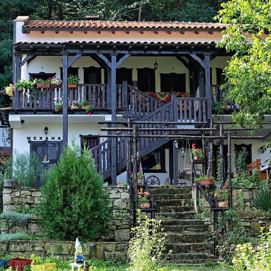 къща за гости, Кошов