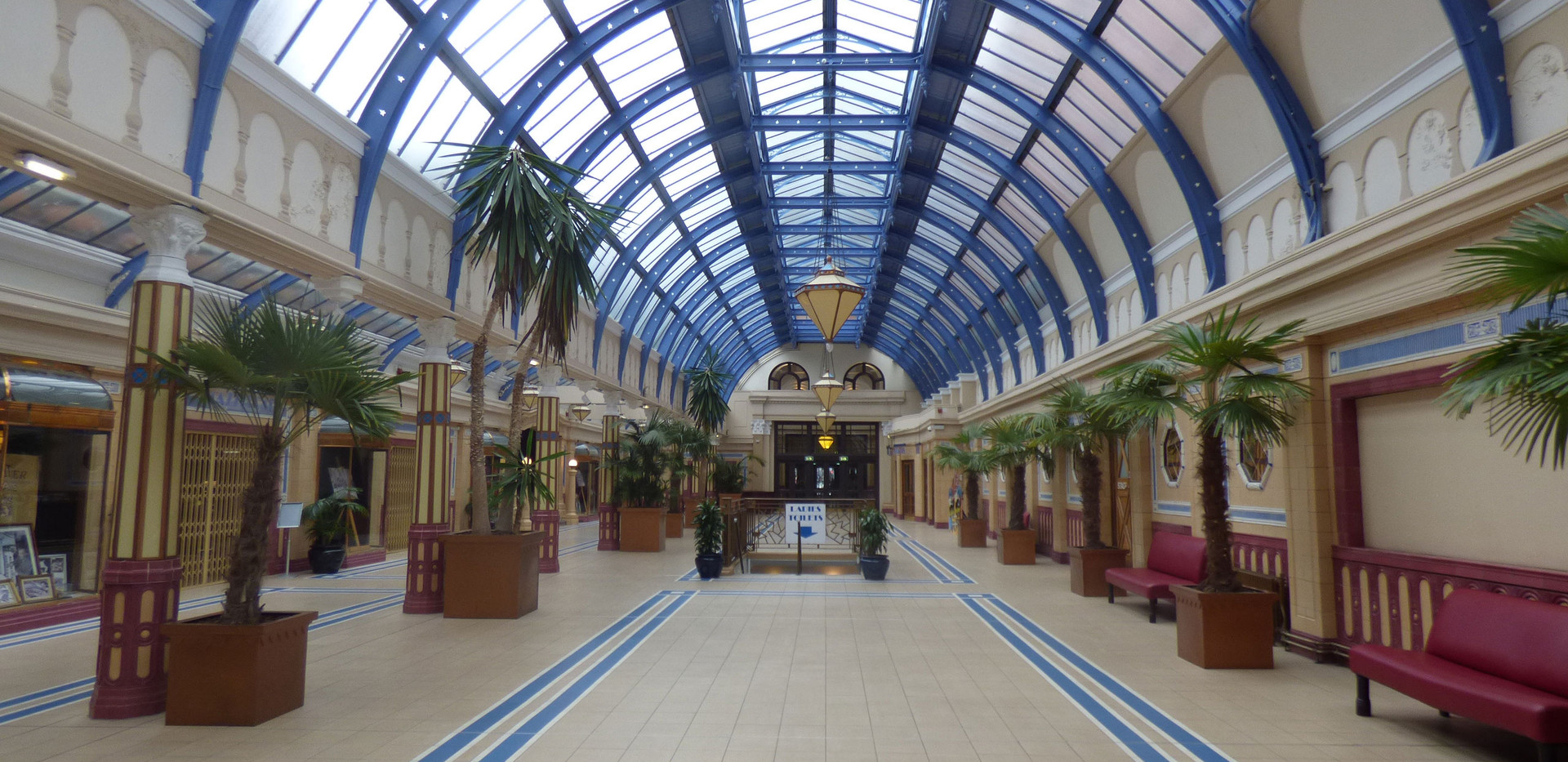 Blackpool Winter Gardens