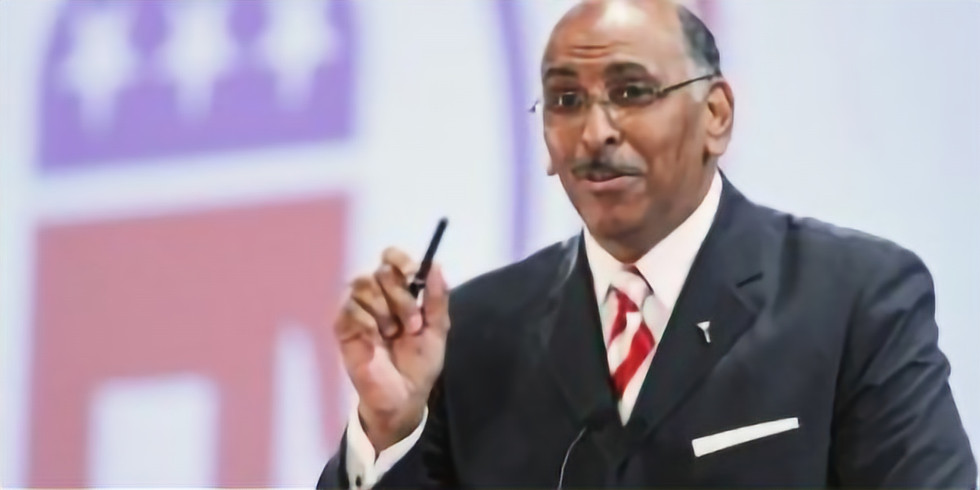 Creating Healthy Communities: An Evening with Michael Steele
